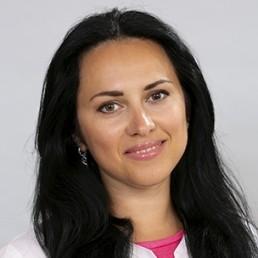 Комарова Ганна Володимирівна
